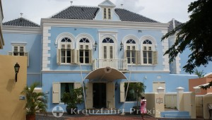 Kurá Hulanda Hotel - die Rubens Lounge
