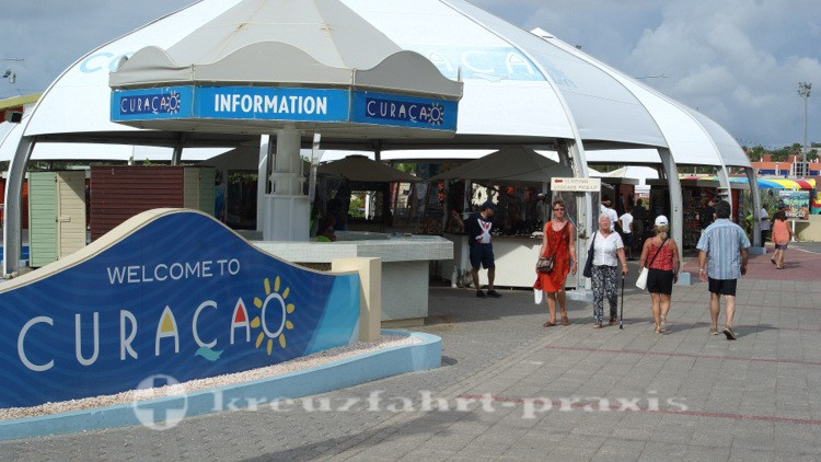 Curacao  - Willemstad - Welcome Center