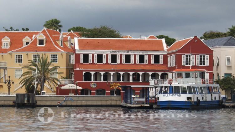 Curacao - Willemstad - Otrobanda mit Fähre
