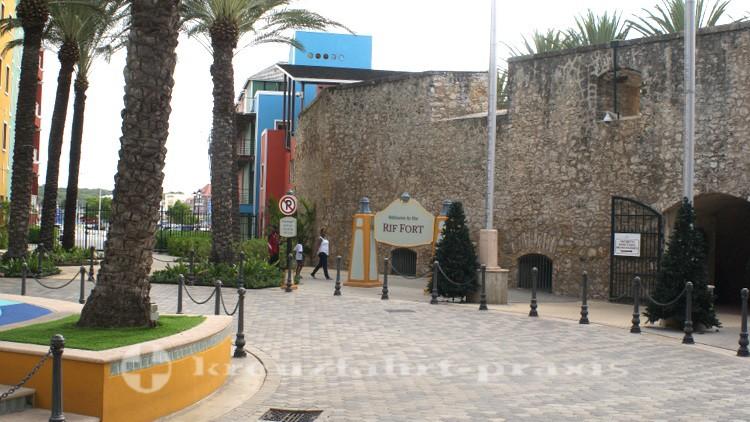 Curacao - Willemstad - Das Rif Fort