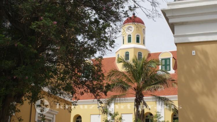 Curacao - Willemstad - Die ehemalige Fort Kirche