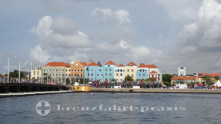 Curacao - Willemstad - Stadtteil Otrobanda