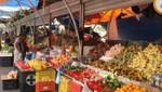 Curacao - Willemstad - Marktstand des Floating Market