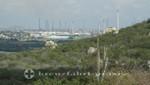 Curacao - Willemstad - Die Erdölraffinerie