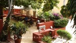 Curacao - Willemstad - Hotel Kurá Hulanda - Gartenanlage