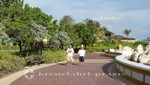 Curacao - Willemstad - Promenade zum Rif Fort