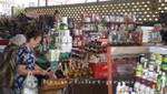 Curacao - Willemstad - Das vielseitige Warenangebot des Central Markets