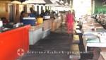 Curacao - Willemstad - Plasa Bieu - Einrichtung