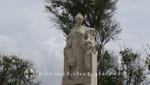 Curacao - Willemstad - Statue der Königin Wilhelmina