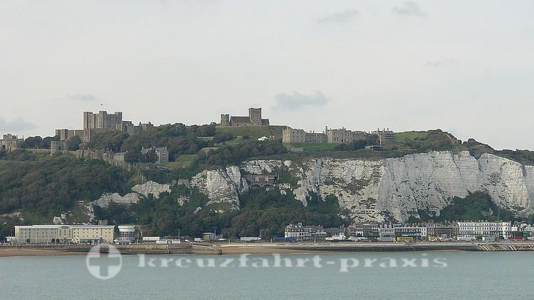 Panorama von Dover