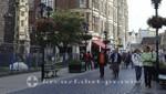 Straßenszene Biggin Street
