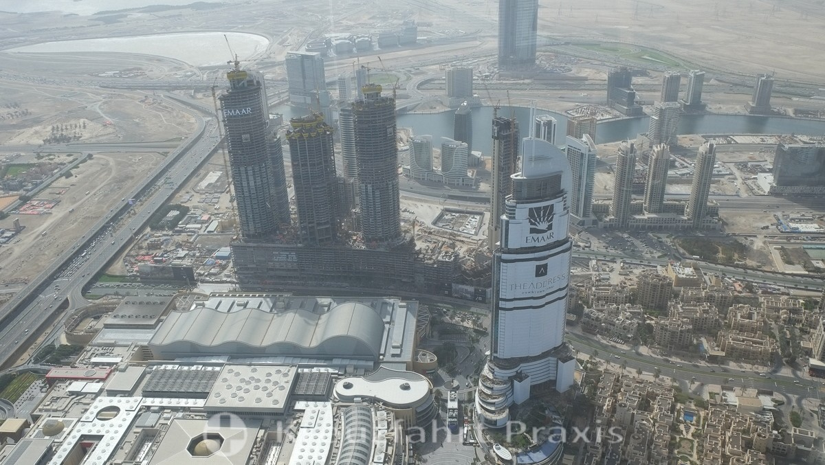 Dubai Mall in Downtown