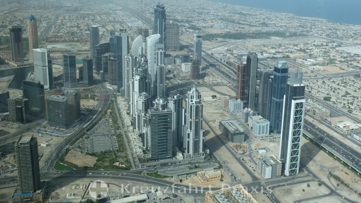 Dubai in 5 Stunden