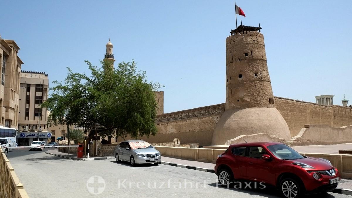 Dubai Museum al-Fahidi-Fort