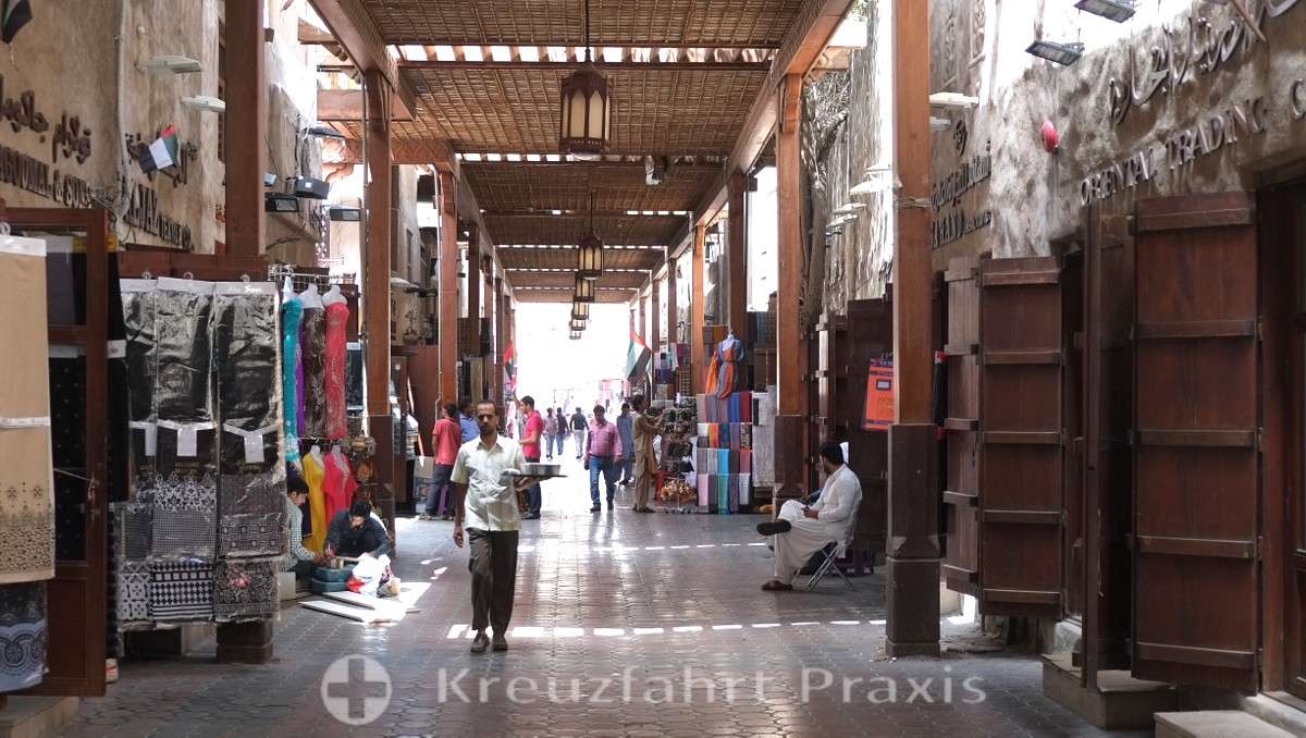 Souk Al Kabeer - Textilsouk