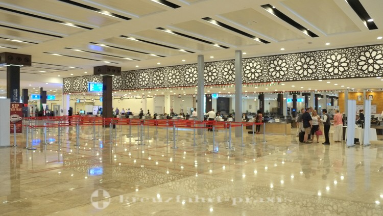 Dubai - Cruise Terminal 3