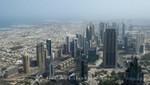 Dubai - Blick vom Burj Khalifa in nördlicher Richtung