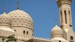 Dubai - Jumeirah Grand Mosque - Details