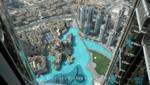 Dubai Downtown - Blick vom Burj Khalifa