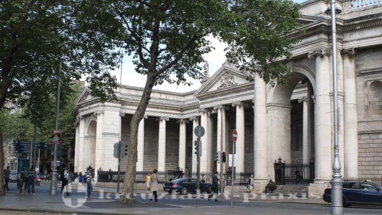 Verwaltungssitz der Bank of Ireland