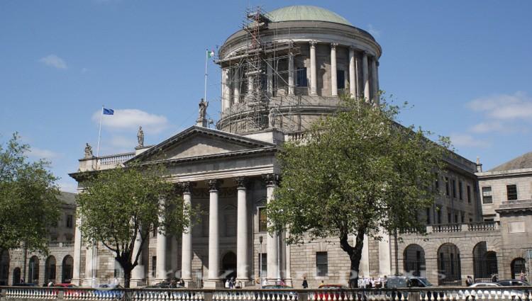 Four Courts - die obersten Gerichte