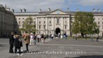Trinity College - Regent House  & Parliament Square