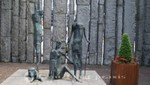 St Stephen's Green - Great Famine-Denkmal