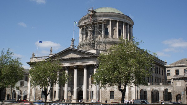 Dublin - The Four Courts