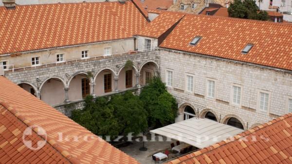 Das ehemalige Klarissenkloster