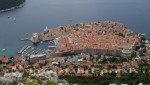 Dubrovnik aus der Vogelperspektive