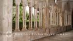 Kreuzgang im Franziskanerkloster