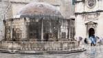 Dubrovniks Onofrio-Brunnen