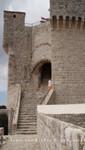 Aufstieg zum Minceta-Fort