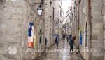 Eine der vielen Straßen Dubrovniks