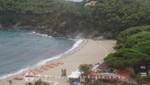 Elba - Strandabschnitt bei Fetovaia