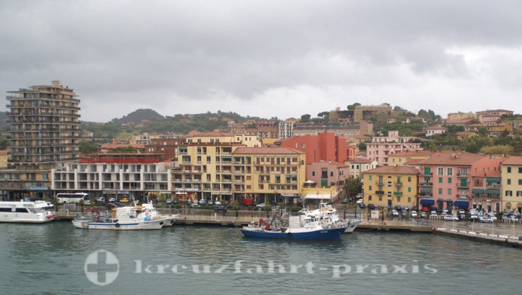 Portoferraio - Panorama