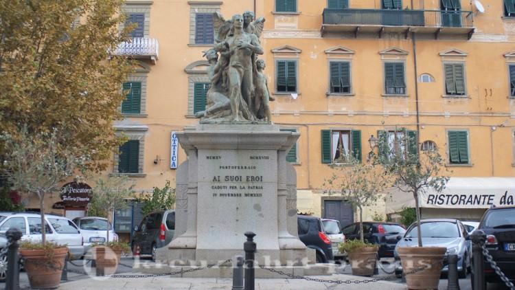 Portoferraio - Piazza della Republicca