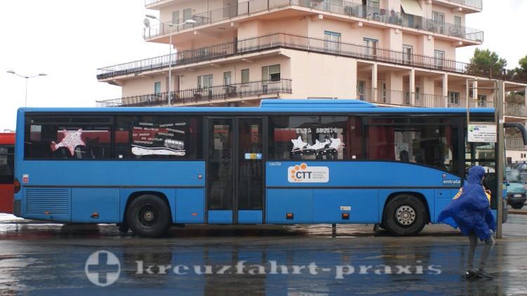 Elba - Linienbus der CTT