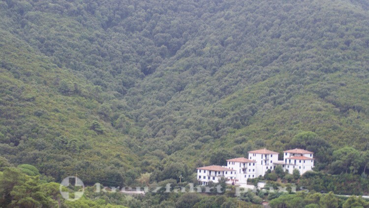 Elbas Landschaft