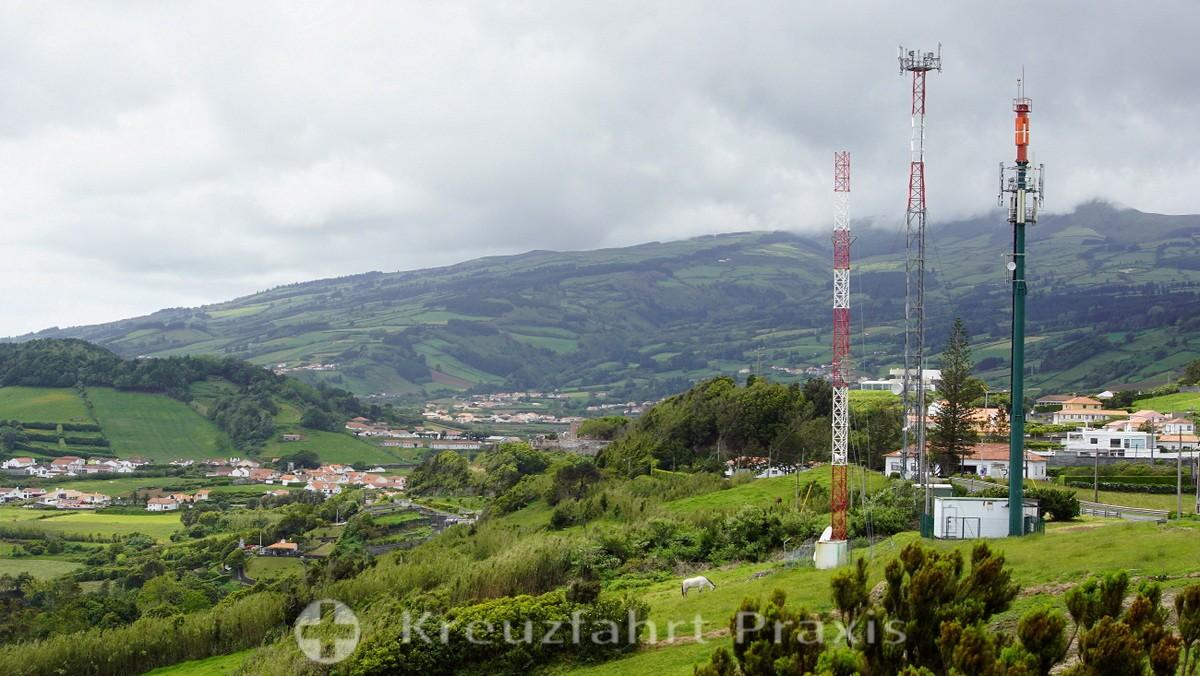 Faial - agricultural land