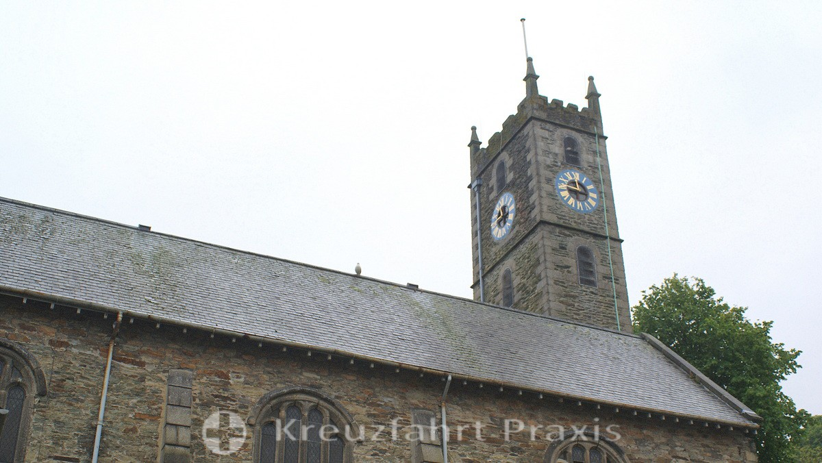 Falmouth - Church of King Charles the Martyr