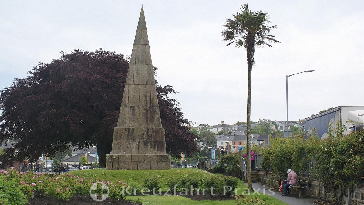 Falmouth - das Killigrew Monument