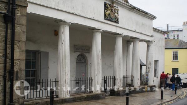 Falmouth - The Custom House