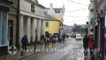 Falmouth - Arwenack Street mit Custom House
