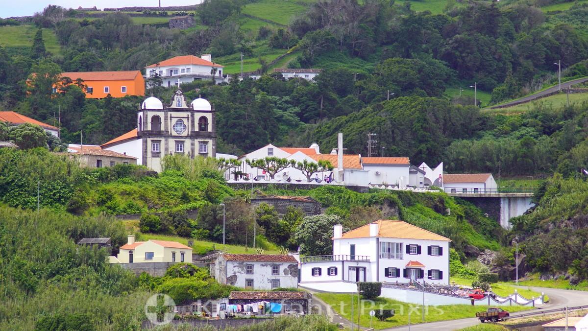Lajes das Flores - Church of Nossa Senhora do Rosário