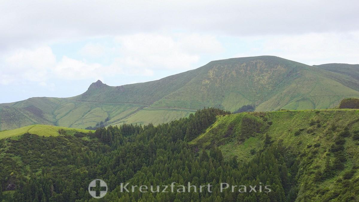 Reserva Natural das Caldeiras Funda e Rasa