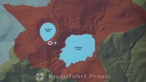Flores - map
