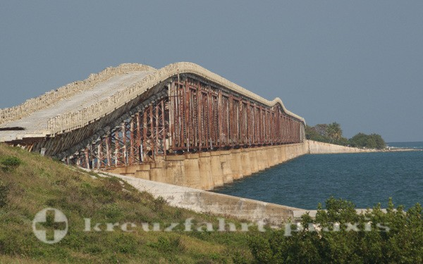 Florida Keys - Old Bahia Honda Bridge