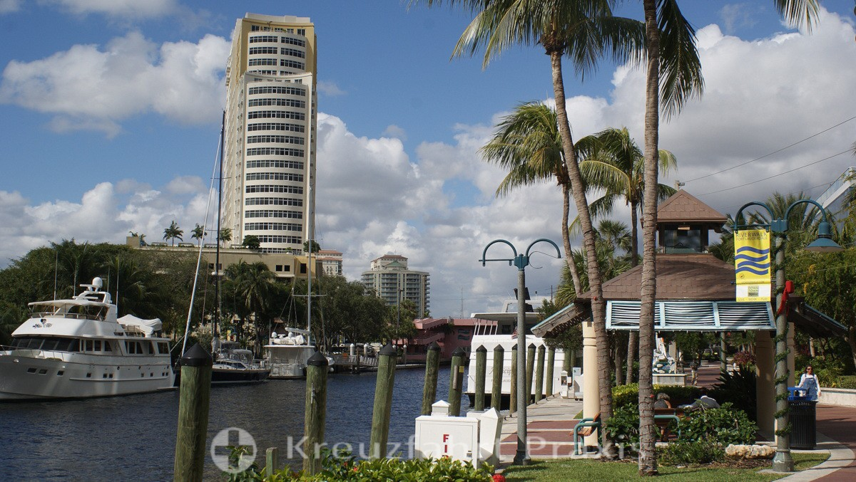 Fort Lauderdale – Riverwalk