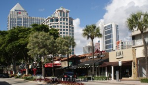Downtown Fort Lauderdale - Las Olas Blvd